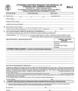 New NY Treatment Forms Become Mandatory - Workers' Comp Insights
