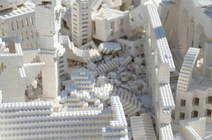 LEgo city collapse