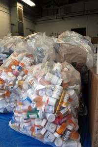 Virginia Guard Counterdrug disposes of tons of prescription drug