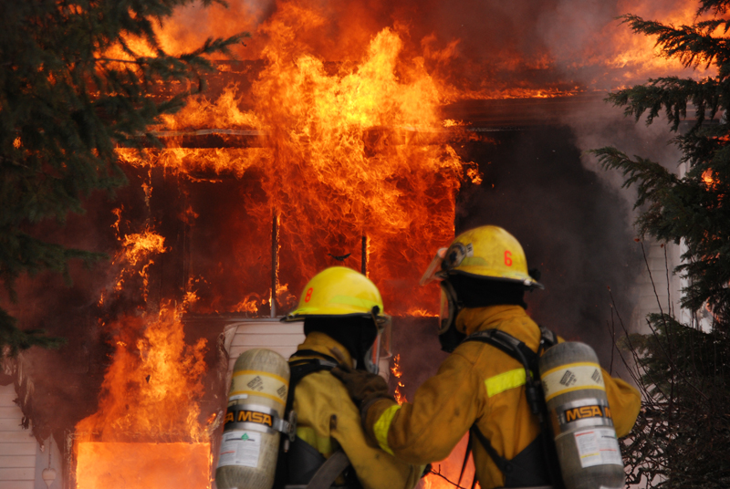 OSHA Moving into Public Safety and Looking to Change Firefighting ...