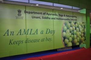 ayurveda therapy sign