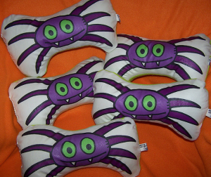 spider plushies