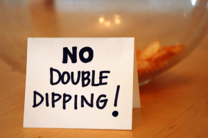 double dip chip