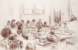 courtroom sketch 2