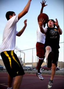 pick-up-basketball-game