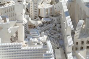 LEgo city collapse