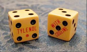 roll of the dice prescription