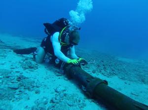 diving work