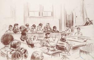 courtroom sketch 2